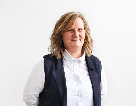 Esther Ammeter, Florists Supply Winnipeg Branch Manager