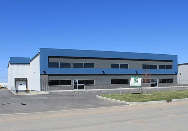 Saskatoon building